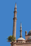 The Mosque of Muhammad Ali Pasha Royalty Free Stock Images