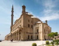 Mosque of Muhammad Ali Stock Photography