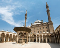 Mosque of Muhammad Ali Stock Photo