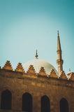 Mosque of muhammed ali Stock Images
