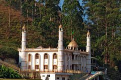 Mosque in Munnar Royalty Free Stock Photos