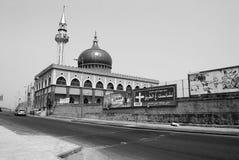 Mosque in nazareth Stock Photo