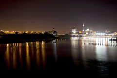 mosque night putrajaya στοκ φωτογραφίες με δικαίωμα ελεύθερης χρήσης