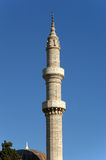 Mosque in Old Town, Rhodes, Greece Stock Image