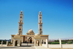 Mosque in Oman Stock Photos