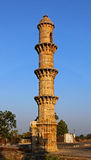 Mosque with one Pillar- Champaner Royalty Free Stock Photos