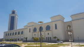 Mosque of oran. New mosque in Oran from Algeria Royalty Free Stock Photography