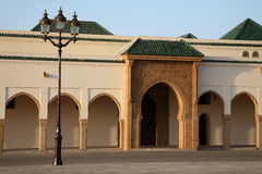 Mosque of palais royale, twarga Stock Photos
