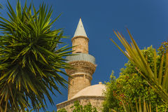 Mosque in Paphis, Cyprus Stock Photos
