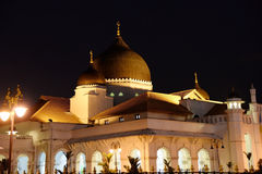 Mosque in penang Royalty Free Stock Images