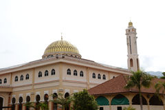 Mosque in penang Royalty Free Stock Photo