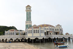Mosque in penang Stock Images