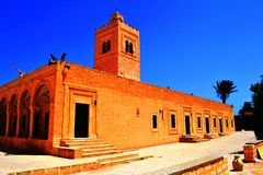 Mosque. This is a photo made in Monastir , Tunisia Royalty Free Stock Photos