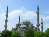 Mosque, Place Of Worship, Landmark, Spire stock images