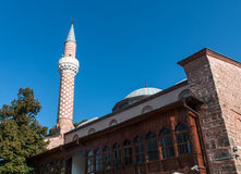 Mosque in Plovdiv city Royalty Free Stock Photo