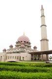 Mosque Putrajaya. Malaysia Royalty Free Stock Image