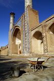 Mosque in Qazvin. Mosque in iranin city Qazvin Royalty Free Stock Photos