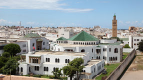 Mosque in Rabat Royalty Free Stock Image