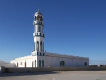 Mosque in Ras Madrakah. Al Wusta region, Oman Stock Photos