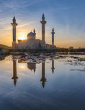 Mosque and Reflection IV Royalty Free Stock Photo