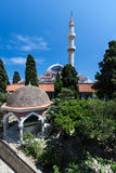 Mosque Rhodes Island Greece Stock Images