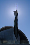 Mosque in Rijeka, Croatia Stock Photo