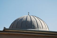 Mosque Roof in Mostar Stock Photos