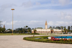 Mosque of the royal palace in Rabat Stock Image
