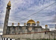 Mosquée rurale Photo libre de droits