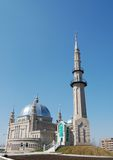 mosque in russia Royalty Free Stock Photography