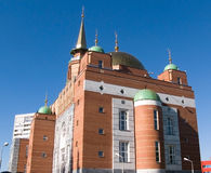 Mosque in Samara Royalty Free Stock Photo