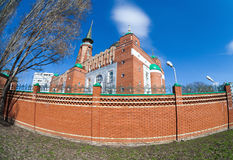 Mosque in Samara, Russia Royalty Free Stock Photos