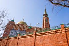 Mosque in Samara, Russia Royalty Free Stock Photos
