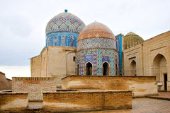 Mosque in Samarkand Stock Images