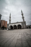 Mosque in Sarajevo Bosnia and Herzegovina Stock Images