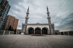 Mosque in Sarajevo Bosnia and Herzegovina Stock Photography