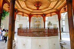 Mosque in Sarajevo Royalty Free Stock Images