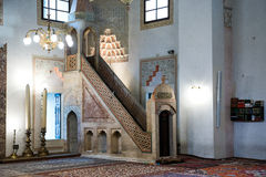 Mosque in Sarajevo Royalty Free Stock Photos