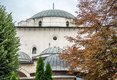 Mosque in Sarajevo Royalty Free Stock Photography