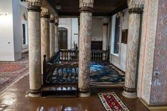Mosque in Sarajevo Stock Image