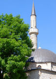 Mosque in Sarajevo Royalty Free Stock Image