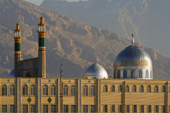 Mosque and seminar in Kermanshah Royalty Free Stock Photography
