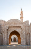 Mosque of Sharm-El-Sheikh, Egypt. Royalty Free Stock Photography