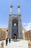 Mosque in Shiraz, Iran Royalty Free Stock Photography