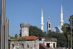 Mosque Shkoder Royalty Free Stock Image