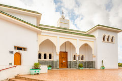 Mosque in Sidi Ifni, Morocco Stock Images