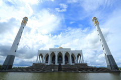 Mosque. Of Songkhla province, Thailand Royalty Free Stock Image