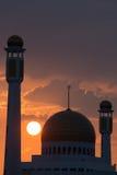 Mosque at Songkhla Thailand Stock Photos