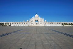 Mosque square Royalty Free Stock Image