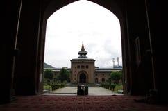 Mosque in Srinagar in Kashmir, India Stock Photos